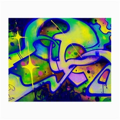 Graffity Glasses Cloth (small) by Siebenhuehner