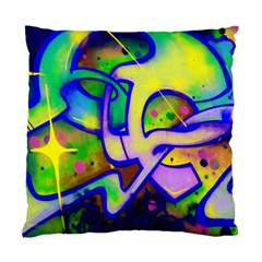 Graffity Cushion Case (two Sided)  by Siebenhuehner