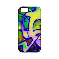 Graffity Apple Iphone 5 Classic Hardshell Case (pc+silicone) by Siebenhuehner