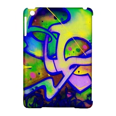 Graffity Apple Ipad Mini Hardshell Case (compatible With Smart Cover) by Siebenhuehner