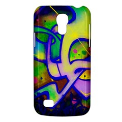 Graffity Samsung Galaxy S4 Mini (gt I9190) Hardshell Case  by Siebenhuehner