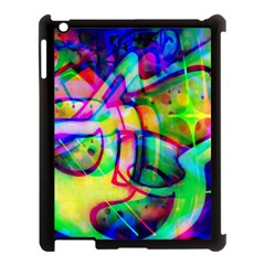 Graffity Apple Ipad 3/4 Case (black) by Siebenhuehner