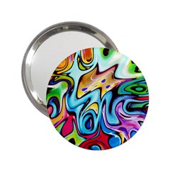 Graffity Handbag Mirror (2 25 ) by Siebenhuehner