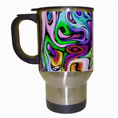 Graffity Travel Mug (white) by Siebenhuehner