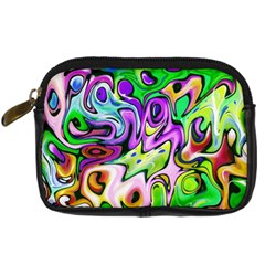 Graffity Digital Camera Leather Case by Siebenhuehner