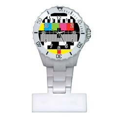 Test Pattern Nurses Watch by Contest1753604