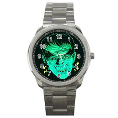 Framk Sport Metal Watch by Contest1741083