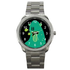 Monster Sport Metal Watch by Contest1771913
