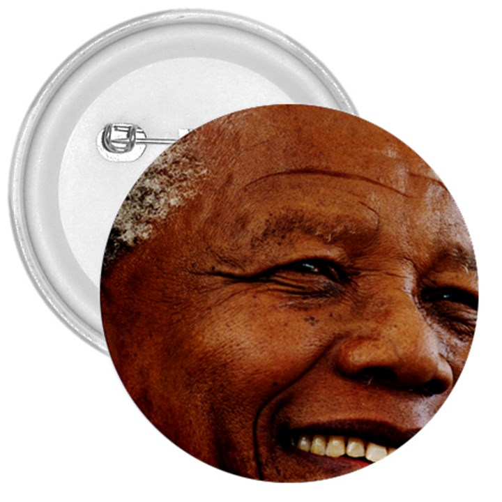 Mandela 3  Button