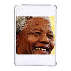 Mandela Apple Ipad Mini Hardshell Case (compatible With Smart Cover)