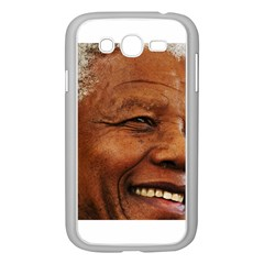 Mandela Samsung Galaxy Grand Duos I9082 Case (white)