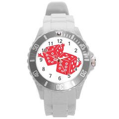 My Lucky Time Plastic Sport Watch (large)