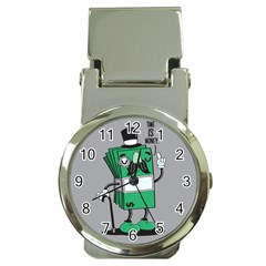 Don t Waste Your Time    Money Clip With Watch by Contest1771648