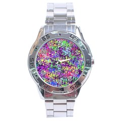 Fantasy Stainless Steel Watch by Siebenhuehner