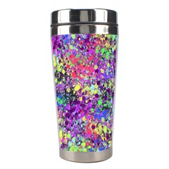 Fantasy Stainless Steel Travel Tumbler by Siebenhuehner