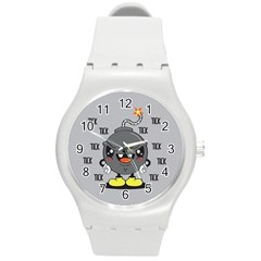 Time Bomb Plastic Sport Watch (medium) by Contest1771648