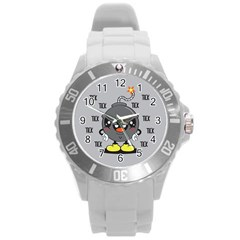 Time Bomb Plastic Sport Watch (large)