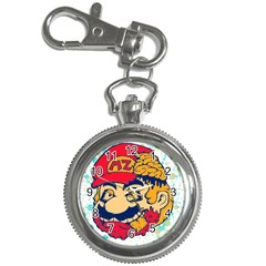 Mario Zombie Key Chain & Watch