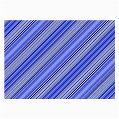 Lines Glasses Cloth (large, Two Sided) by Siebenhuehner