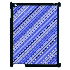 Lines Apple Ipad 2 Case (black) by Siebenhuehner