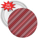 Lines 3  Button (100 pack) Front