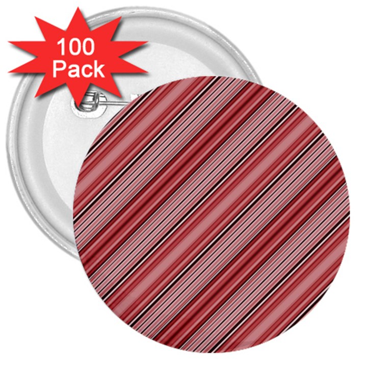 Lines 3  Button (100 pack)