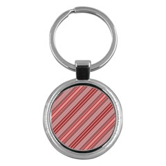 Lines Key Chain (round) by Siebenhuehner