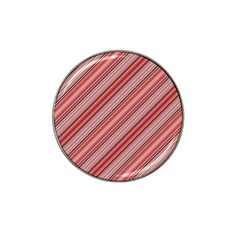 Lines Golf Ball Marker 10 Pack (for Hat Clip) by Siebenhuehner
