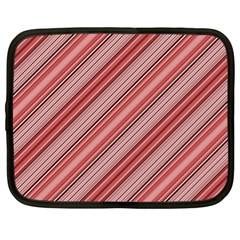 Lines Netbook Sleeve (xl) by Siebenhuehner
