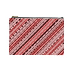 Lines Cosmetic Bag (large) by Siebenhuehner