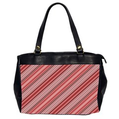 Lines Oversize Office Handbag (two Sides) by Siebenhuehner