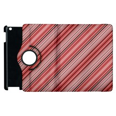 Lines Apple Ipad 3/4 Flip 360 Case by Siebenhuehner