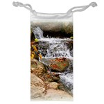 Waterfall Jewelry Bag Front