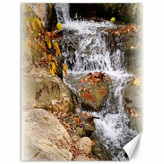 Waterfall Canvas 18  X 24  (unframed) by uniquedesignsbycassie