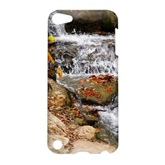 Waterfall Apple Ipod Touch 5 Hardshell Case by uniquedesignsbycassie