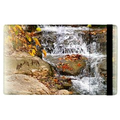 Waterfall Apple Ipad 2 Flip Case by uniquedesignsbycassie