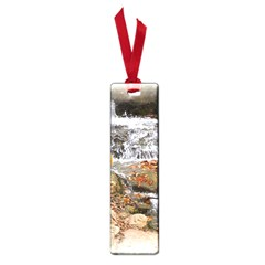Waterfall Small Bookmark by uniquedesignsbycassie