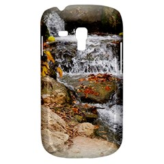 Waterfall Samsung Galaxy S3 Mini I8190 Hardshell Case by uniquedesignsbycassie