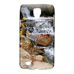 Waterfall Samsung Galaxy S4 Active (i9295) Hardshell Case by uniquedesignsbycassie