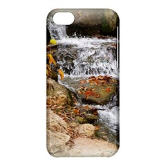 Waterfall Apple Iphone 5c Hardshell Case by uniquedesignsbycassie