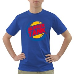 Burger Tank Mens' T Shirt (colored)