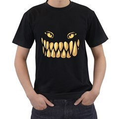 The Beast ! Mens' Two Sided T-shirt (black)