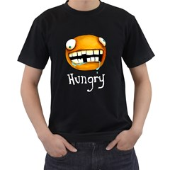 Hungry Mens' T Shirt (black) by Contest1780262