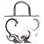 L491 Bucket Handbag Back