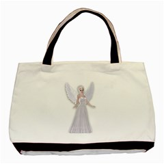 Beautiful Fairy Nymph Faerie Fairytale Classic Tote Bag by goldenjackal