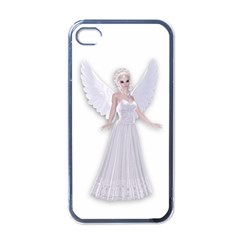 Beautiful Fairy Nymph Faerie Fairytale Apple Iphone 4 Case (black)