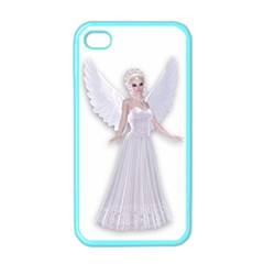 Beautiful Fairy Nymph Faerie Fairytale Apple Iphone 4 Case (color) by goldenjackal