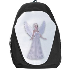 Beautiful Fairy Nymph Faerie Fairytale Backpack Bag by goldenjackal