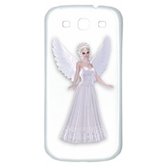 Beautiful Fairy Nymph Faerie Fairytale Samsung Galaxy S3 S Iii Classic Hardshell Back Case by goldenjackal