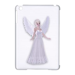 Beautiful Fairy Nymph Faerie Fairytale Apple Ipad Mini Hardshell Case (compatible With Smart Cover) by goldenjackal